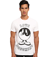 LOVE Moschino - Yin & Yang Smiley Tee