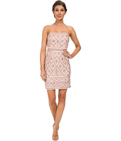 Adrianna Papell - Strapless Beaded Dress