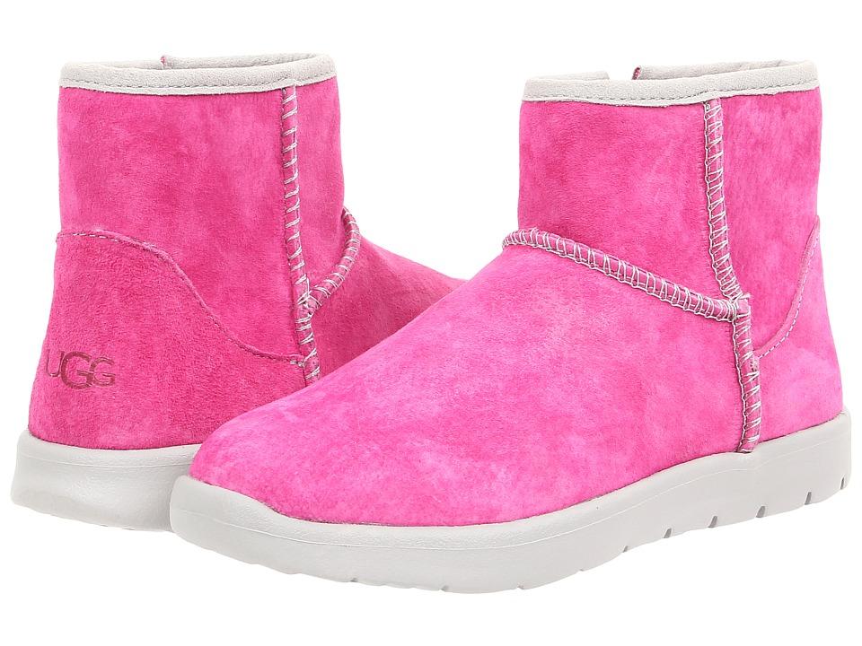 UGG Kids Breaker Toddler/Little Kid/Big Kid Princess Pink Girls Shoes
