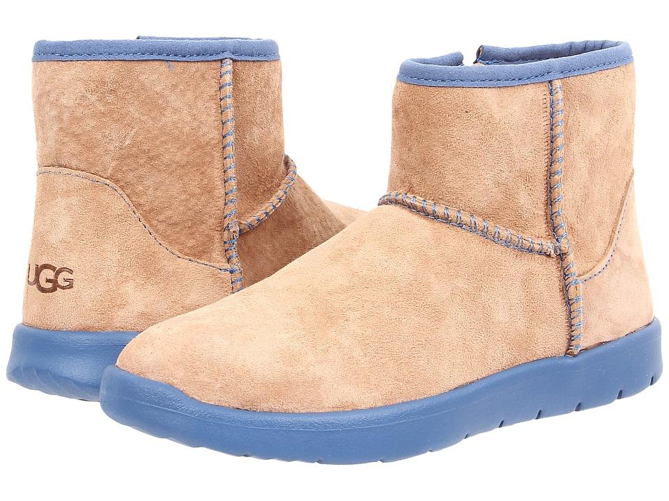 UGG Kids Breaker Toddler/Little Kid/Big Kid Chestnut Girls Shoes