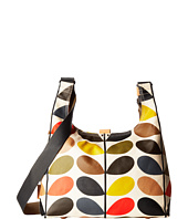 Orla Kiely - Matt Laminated Classic Multi Stem Midi Sling Bag