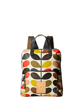 Orla Kiely - Matt Laminated Classic Multi Stem Backpack Tote