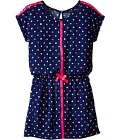 Tommy Hilfiger Kids - Printed Rayon Challis Dress (Big Kids)