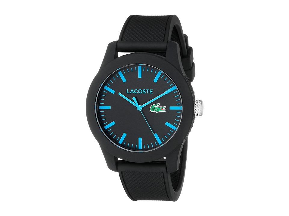 Lacoste 2010791 12.12 Black/Black Watches