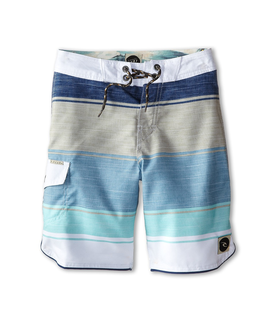 Rip Curl Kids All Time Boardshorts Big Kids Khaki Boys Swimwear