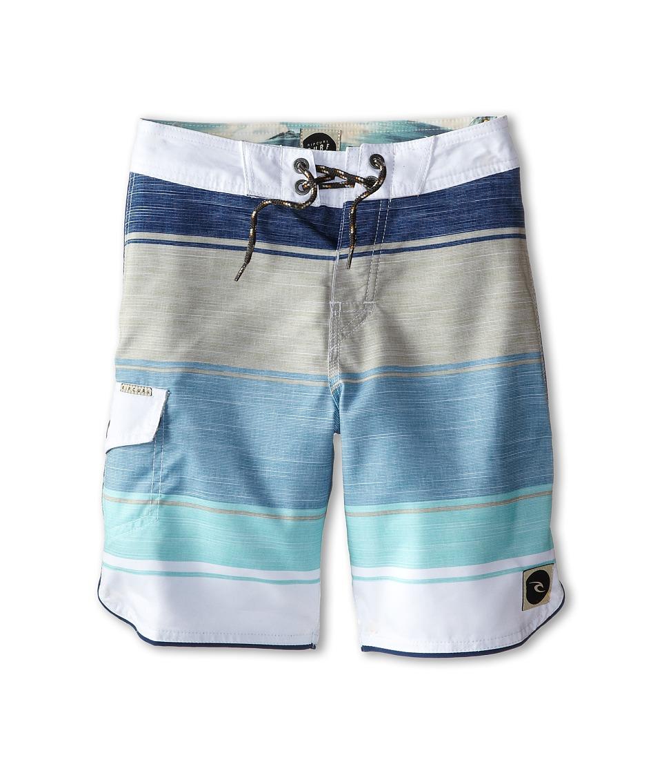Rip Curl Kids All Time Boardshorts Big Kids Khaki Boys Swimwear