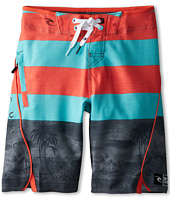 Rip Curl Kids - Mirage Aggrocrew Boardshorts (Big Kids)