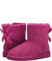 UGG Kids - Mini Bailey Bow Metallic Conifer (Big Kid)