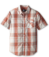 Rip Curl Kids - Manta Short Sleeve Shirt (Big Kids)