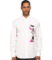 DSQUARED2 - Palm Reader Button Up Shirt