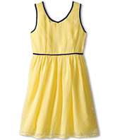 Tommy Hilfiger Kids - Swiss Dot Chiffon Dress (Big Kids)