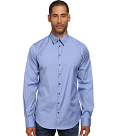DSQUARED2 - Stretch Poplin Button Up Shirt