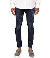 DSQUARED2 - Medium Wash Sexy Twist Jeans