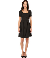 Armani Jeans - Short Little Black Dress Square Decote