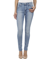 Hudson - Lynne High Waist Flap Super Skinny Jeans in Pico