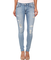 Hudson - Nico Mid Rise Super Skinny Jeans in Buzzworthy