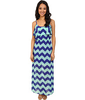 Gabriella Rocha - Deon Chevron Maxi Dress