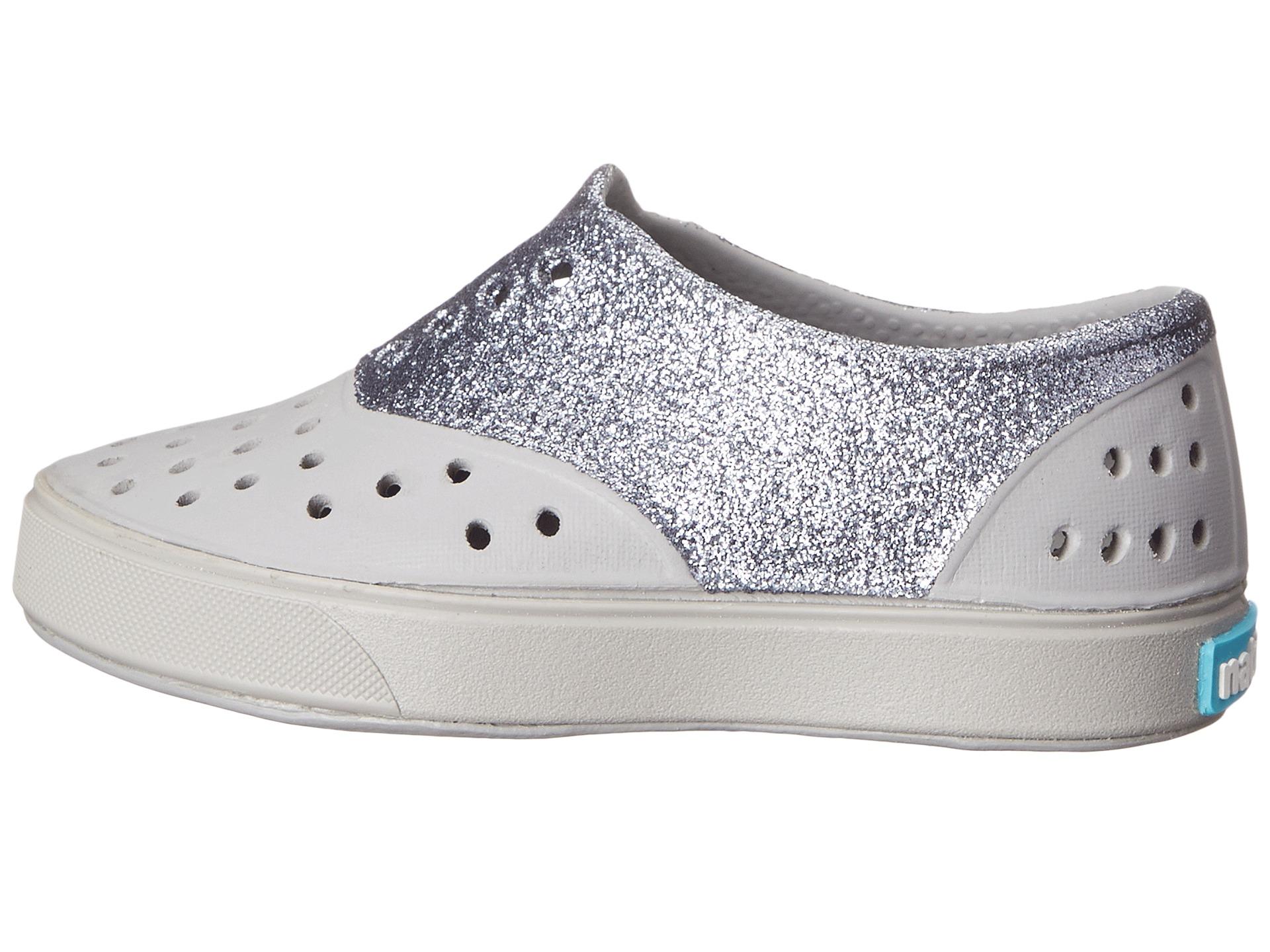 native kids shoes miller glitter toddler little kid