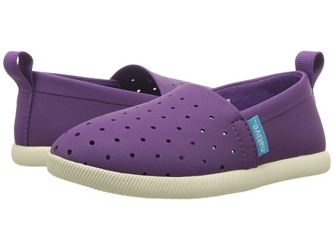Native Kids Shoes Venice (Toddler/Little Kid) - Orchid Purple/Bone White