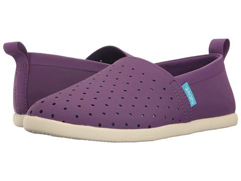 Native Kids Shoes Venice (Little Kid) - Orchid Purple/Bone White
