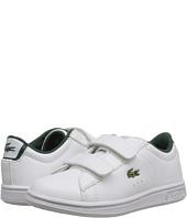 Lacoste Kids - Carnaby EVO REI FA15 (Toddler/Little Kid)