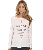 BCBGeneration - Scout The Lose Yourself Long Sleeve Shirt