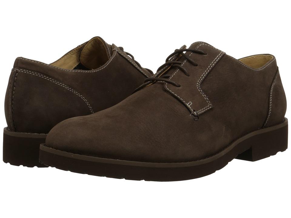 Sebago - Rutland Lace Up (Dark Brown Nubuck) Men