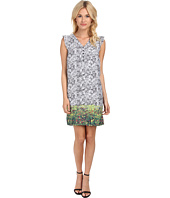 kensie - Garden Overlay Dress KS4K7621