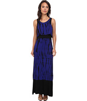 kensie - Dip Dyed Tie-Dye Vertabrae Dress KS4K7551