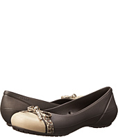 Crocs - Cap Toe Bow Flat