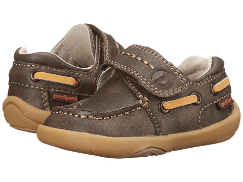 pediped Norm Grip n Go (Toddler) - Brown