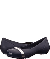 Crocs - Cap Toe Mirror Band Flat