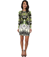 Nicole Miller - Mercedes Coronado Neoprene Long Sleeve Dress