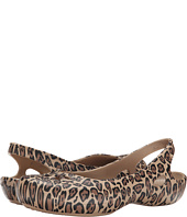 Crocs - Taylor Leopard Flat