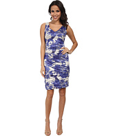 Nicole Miller - Kenna Chinoiserie Techno Dress