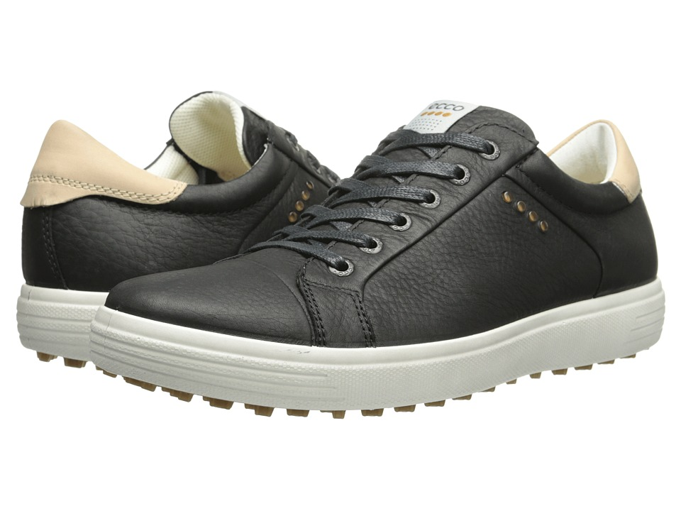ECCO Golf Golf Casual Hybrid (Black) Men