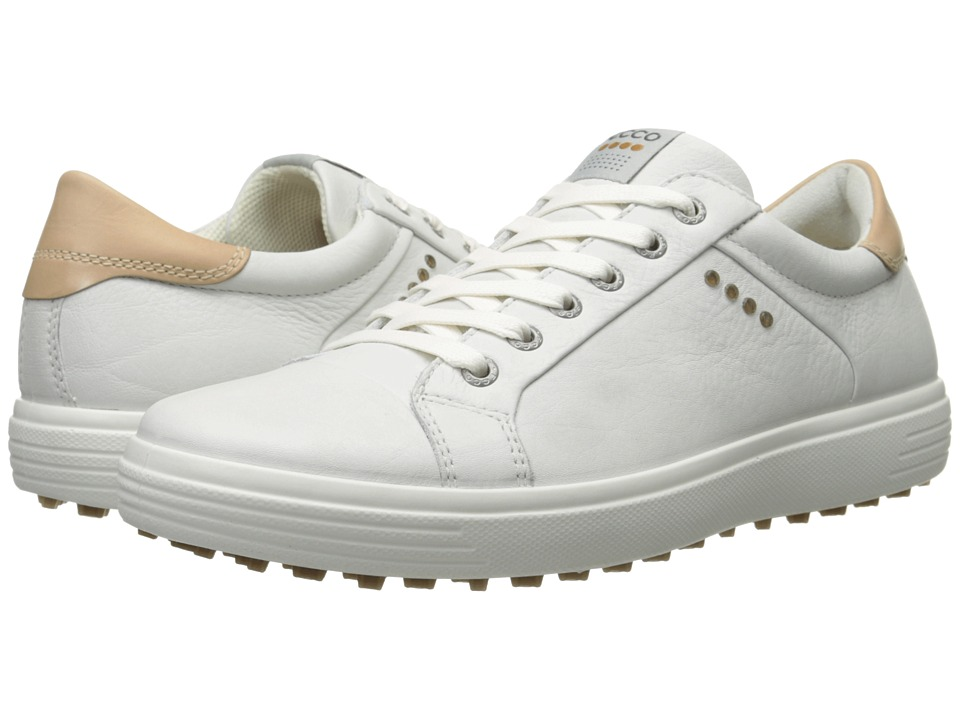 ECCO Golf Golf Casual Hybrid (White) Men