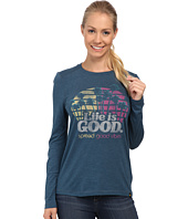 Life is good - Cool L/S Tee