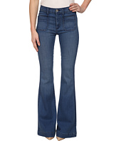 Hudson - Taylor High Waist Flare Jeans in Superior