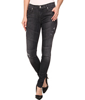 Hudson - Brooklyn Moto Super Skinny Jeans in Laland 2