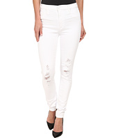 Hudson - Barbara High Waist Super Skinny Jeans in Marmont