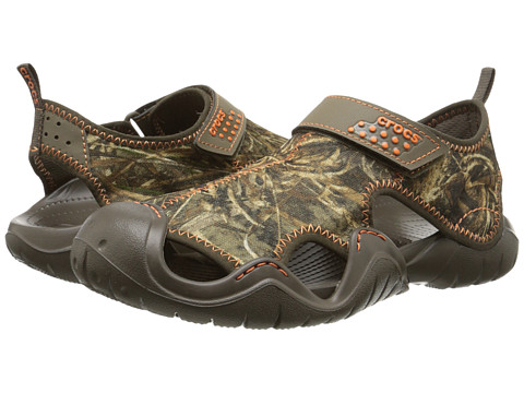 Crocs Swiftwater Realtree Max 5 Sandal