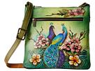 Anuschka Handbags 550 (Passionate Peacocks)