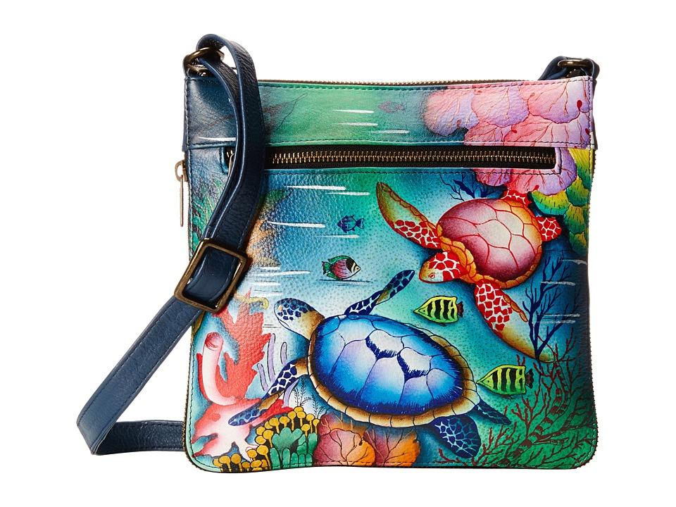Anuschka Handbags - 550 (Ocean Treasures) Handbags