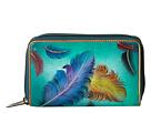 Anuschka Handbags Anuschka Handbags 1125 Twin Zip Organizer Wallet