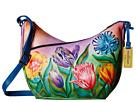 Anuschka Handbags 518 (Turkish Tulips)