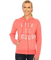 Life is good - Go-To Zip Hoodie
