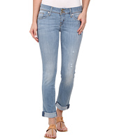 Hudson - Ginny Straight Ankle Jeans w/ Cuff in Mulholland