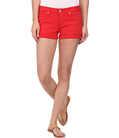 Hudson - Hampton Cuffed Shorts in Larkspur Red