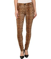 Hudson - Nico Super Skinny Mid Rise Jeans in Lynx